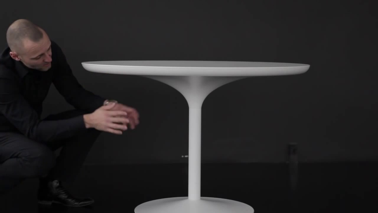Verpan Panton Table Tisch Youtube