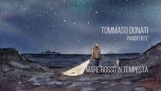 Tommaso Donati - Mare rosso in tempesta
