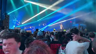 UicideBoy LTE Gloss Of Blood Live In NYC 8 9 19