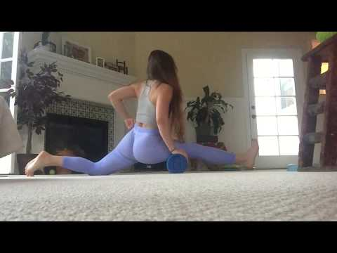YOGA EXERCISES||FOAM ROLLING|| VERY IMPORTANT!
