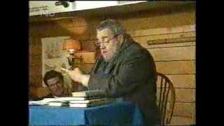 Helmut Qualtinger liest Wiener Caféhaus-Literatur (1/9 - Vom Teufel)