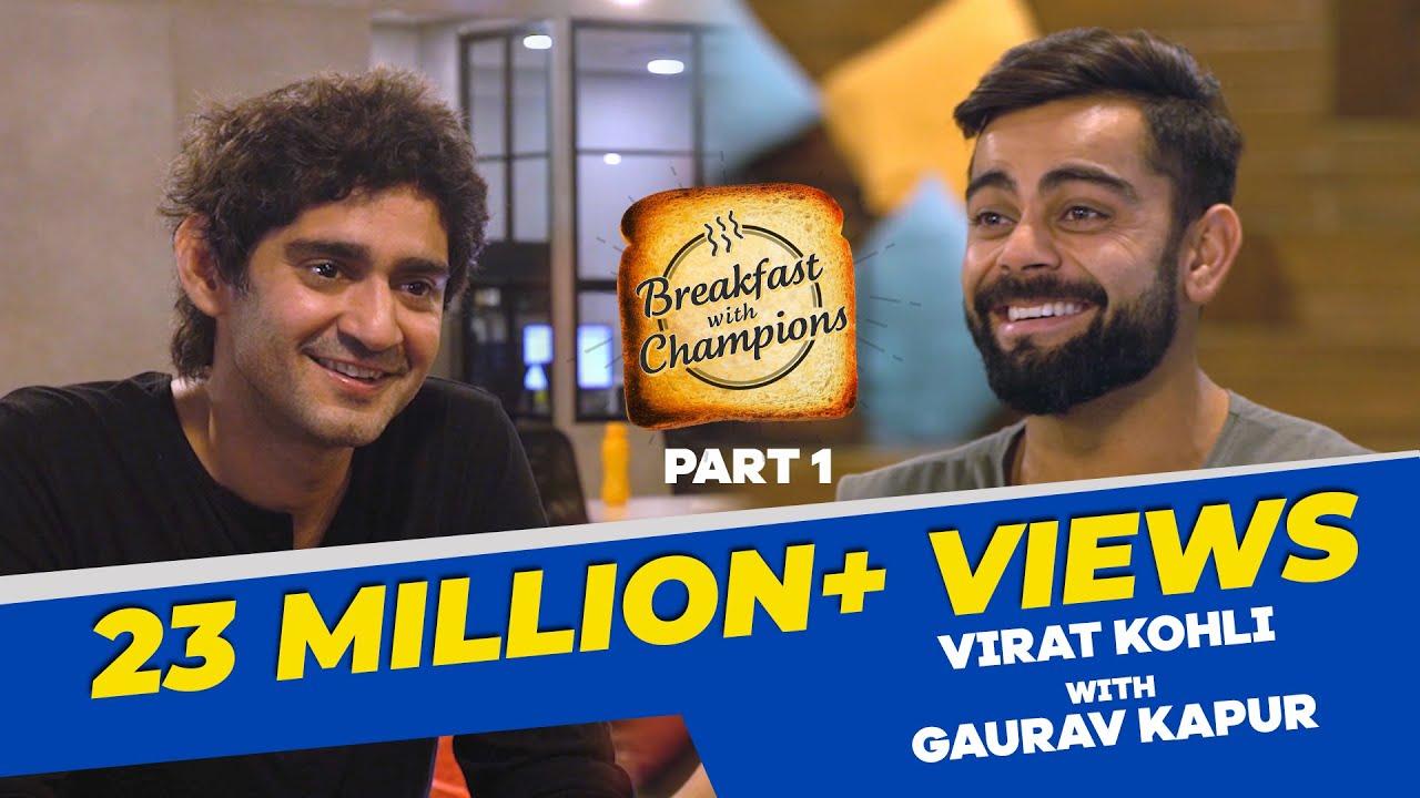 Download Virat Kohli On Dressing Room Music, Dhawan's Humour, his Salesman Skills & Dhoni I BwC S4E1 | Part 1
