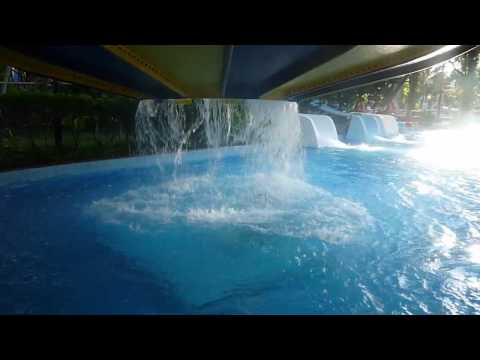 Saigon Water Park Twister Slide