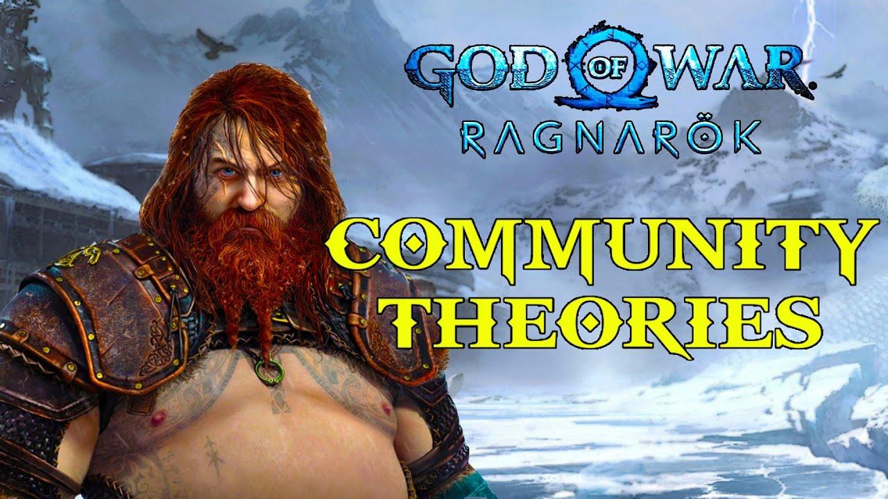 Download God of War Ragnarok Fan Theories
