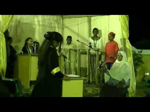 مسرحية محاكمة تربوية كاملة الحفل الختامى لمدرسة كروسكو الابتدائية