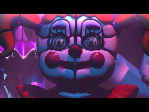 FNAF Sister Location Trailer Reaction (Five Nights At Freddy's 5)