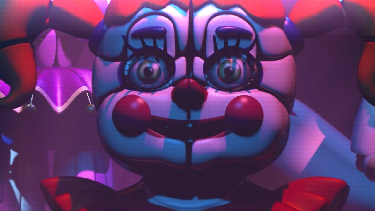Five Nights at Freddy's: Sister Location - Unblocked Games 77