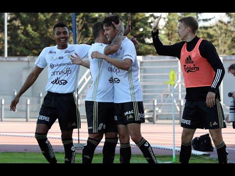 Oulu SJK Seinajoki Goals And Highlights