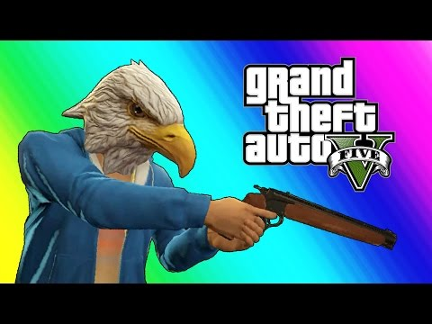 Thumbnail: GTA 5 Online - Every Bullet Counts! (Funny Moments)