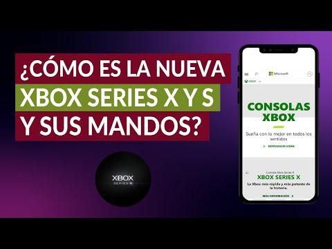 ¿Cómo es la Nueva Xbox Series X y S y sus Mandos? Precio y Características Completas
