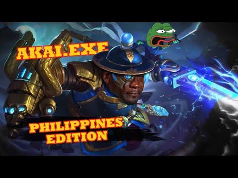 AKAI.EXE REEEEEEE | PHILIPPINES EDITION
