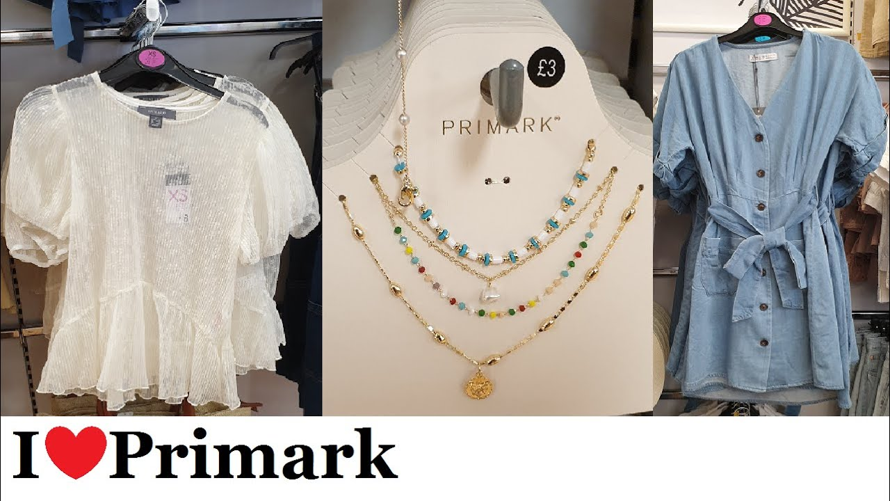 Everything NEW at PRIMARK - Summer Collection - July 2020 | I❤Primark