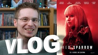 Vlog - Red Sparrow