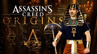 Assassin's Creed Origins - Le phare d'Alexandrie - Let's Play #24