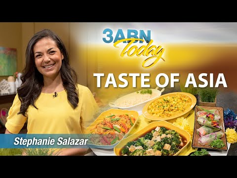 "3ABN Today Cooking - ""Taste of Asia"" with Stephanie Salazar (TDYC190010)"
