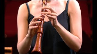 Historical Clarinet Demonstration: Baroque Clarinet and Chalumeau