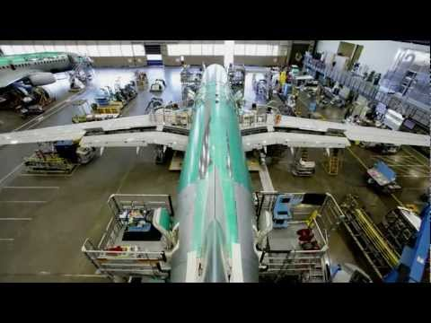 Making of: airberlin´s first Boeing 737-800 in oneworld livery
