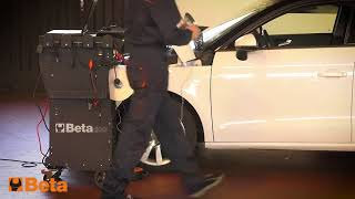 Beta CX49 Multi functionele werkplaatswagen Diagnose trolley