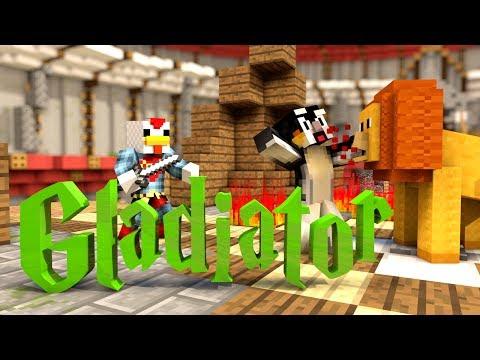 Minecraft Mods   The Modded Games Ep 3 - ROMAN GLADIATOR BATTLES!