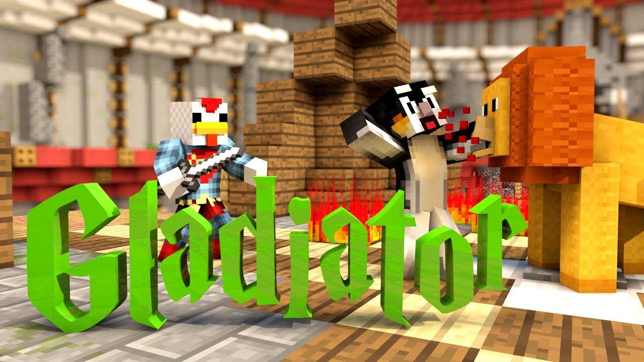 ancient gladiator games