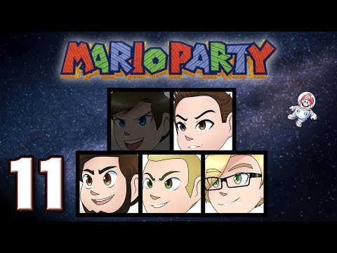 Mario Party: Beginning of the End - EPISODE 11 - Friends Without Benefits
