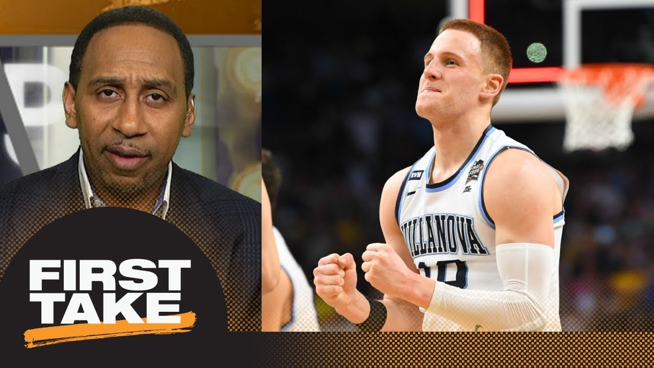 Stephen A. calls Villanova's Donte DiVincenzo 'absolutely sensational' | First Take | ESPN