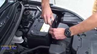 Замена аккумулятора на Kia Rio 2012(, 2015-07-13T20:25:18.000Z)