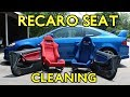 How to PROPERLY clean your RECARO seats! | Episode 16