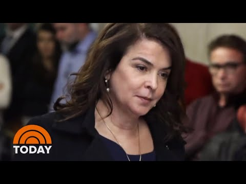 Harvey Weinstein 'Raped Me,' Testifies 'Sopranos' Actress Annabella Sciorra | TODAY