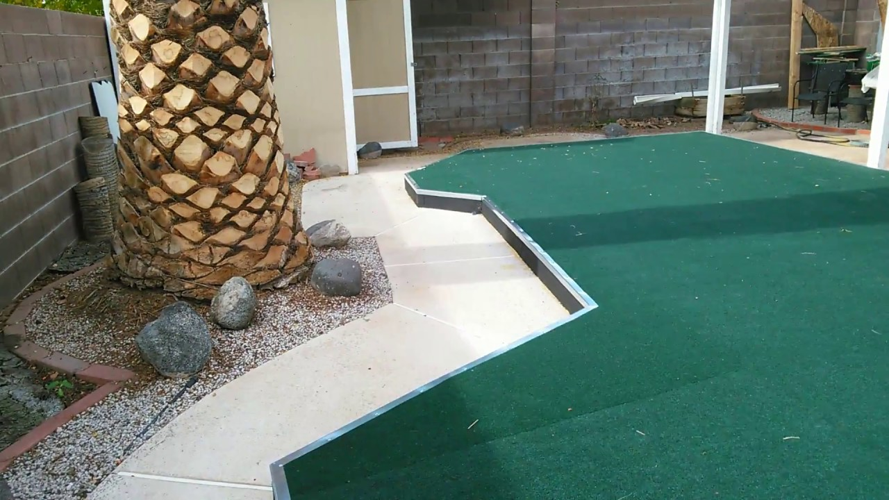 deck over swimming pool youtube