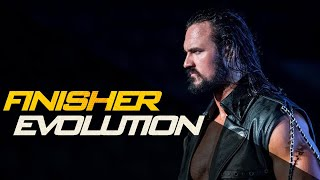 Drew McIntyre | Finisher Evolution (2005-2018)