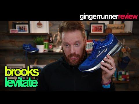 BROOKS LEVITATE REVIEW   The Ginger Runner