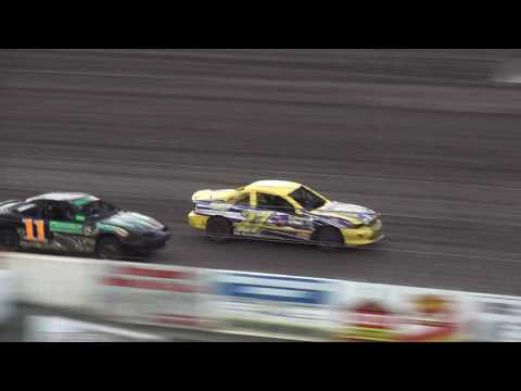 Sport Compact Heats Lee County Speedway 8/19/16