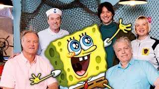 Spongebob Goes LIVE-ACTION in 20th Anniversary Special!