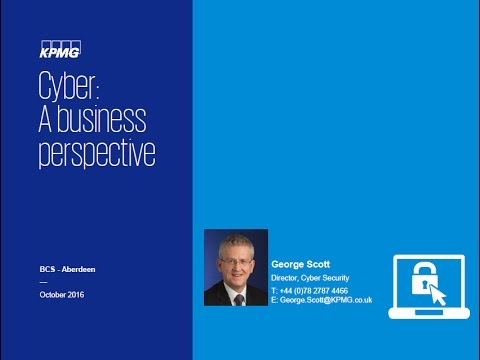 Cyber: A Business Perspective