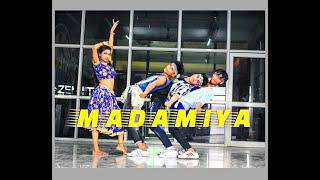 Madamiyan (Dance Cover)  Tevar  Arjun Kapoor  Shruti Haasan  choreography by Khushboo x Ashish