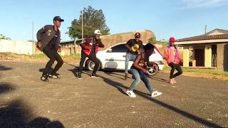 Distruction Boyz -The Conductor Durban Bhenga ft youngest dancer in SA MiniFlex
