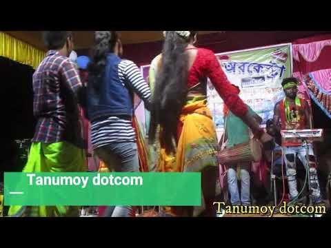 New Santali Fansan Video #231(singer-Prasenjit&Bharati)