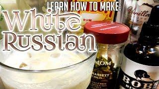 Beyaz Rus | AJ Bir Barmen nasıl