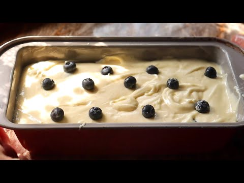 blueberry pound cake recipe blueberry loaf cake recipe