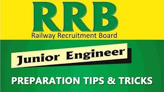 Preparation Tips & Tricks to Crack RRB JE Exam 2017 Video