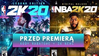 Gdzie najtaniej dostać NBA 2K20? ► przed premierą