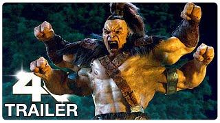 MORTAL KOMBAT Trailer (4K ULTRA HD) NEW 2021