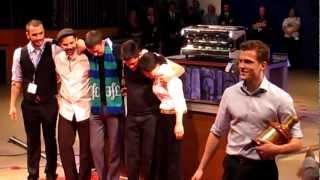 Raul Rodas, da Guatemala, vence o Campeonato Mundial de Barista