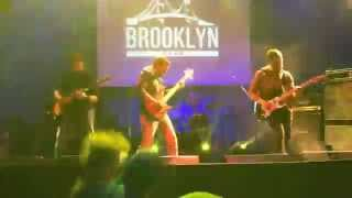 City of the Lost - Chase the Flow (live at BROOKLYN CLUB 7/11/14)