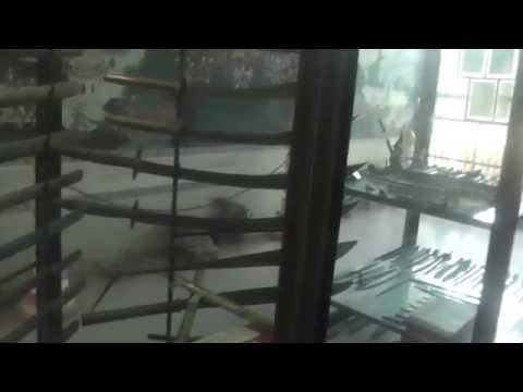 Swords, Weapons, Thailand History Museum, World War II and JEATH War Museum, Kanchanaburi