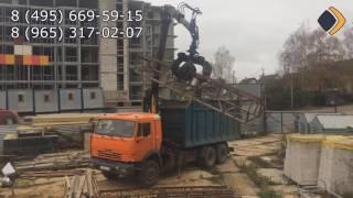 Компания ЛОМ24 - Самовывоз металлолома ( погрузка манипулятором )(, 2017-02-20T14:50:39.000Z)
