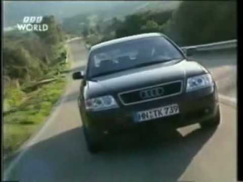 Old Top Gear from 1997 - Audi A6