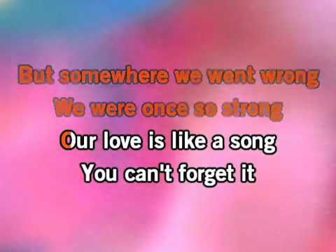 Demi Lovato-Dont Forget-Karaoke