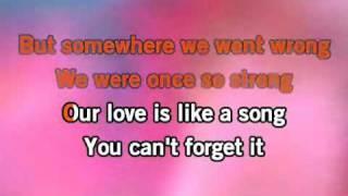 Demi Lovato-Dont Forget-Karaoke